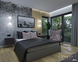 Nowoczesne i luksusowe wnętrze domu jednorodzinnego - zdjęcie od STUDIO PROJEKTOWANIA WNĘTRZ - VERSALKA STUDIO AGATA KOMAR - Homebook