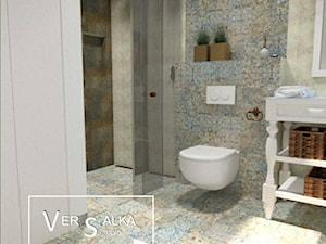 Łazienka w stylu VINTAGE