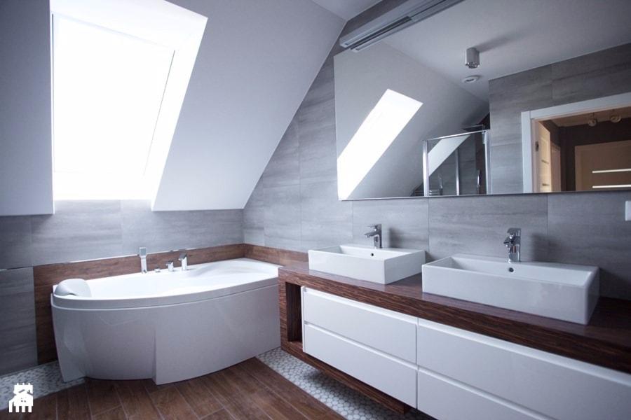 Jakie Dodatki Do łazienki Wybrać średnia Biała łazienka