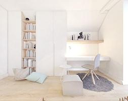 DOM W OKOCIMIU / pokój dziecka - Pokój dziecka, styl skandynawski - zdjęcie od MADO DESIGN - Homebook
