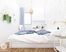 Sypialnia+-+zdj%C4%99cie+od+MADO+DESIGN+Projekty+Wn%C4%99trz+-+Krak%C3%B3w