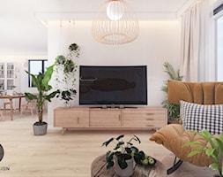 Salon+-+zdj%C4%99cie+od+MADO+DESIGN+Projekty+Wn%C4%99trz+-+Krak%C3%B3w