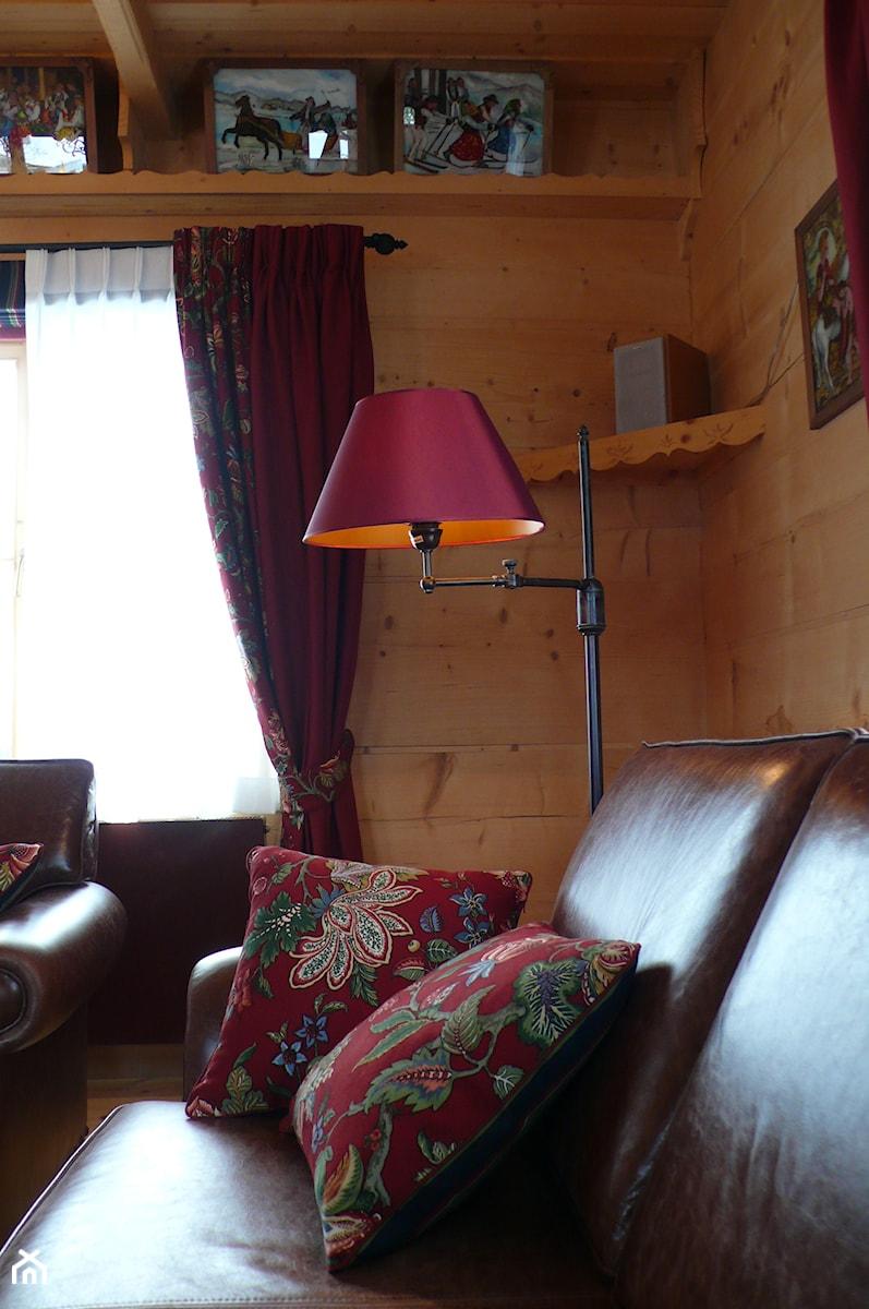 Dom w góragch - Salon, styl rustykalny - zdjęcie od Beata Bartołowicz