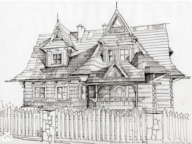 Dom w góragch