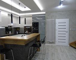Kuchnia+-+zdj%C4%99cie+od+STUDIO+WHITE+Architektura+Wn%C4%99trz