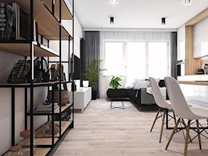 Nowoczesne mieszkanie na krakowskim Płaszowie