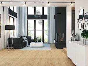 Dom pod Krakowem - styl nowoczesny
