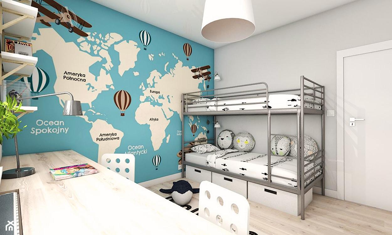 łóżko piętrowe dla dzieci