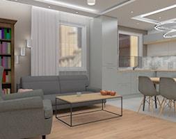 Salon+z+kuchni%C4%85+-+zdj%C4%99cie+od+MIMIDESIGN