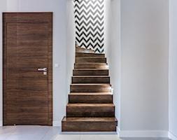 Segment na Białołęce - Schody, styl nowoczesny - zdjęcie od Iv Design