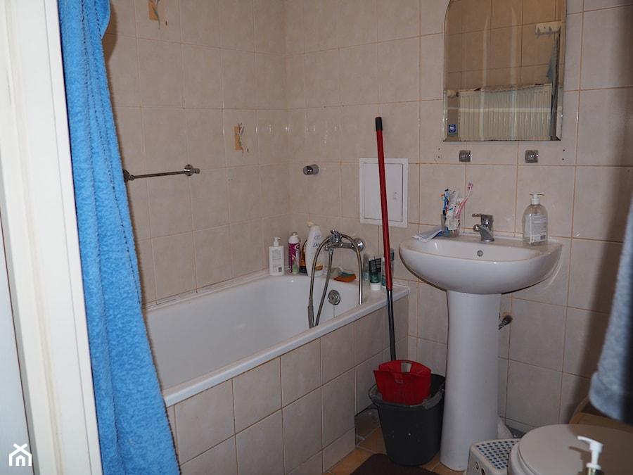 Łazienka przed remontem - zdjęcie od REMLINE projekt i realizacja