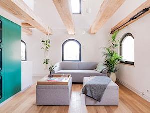 Apartamenty Monka - Projekt wnętrz apartamentów - Paweł Tatara + Biuro architektoniczne Znamy się - zdjęcie od Biuro architektoniczne Znamy się