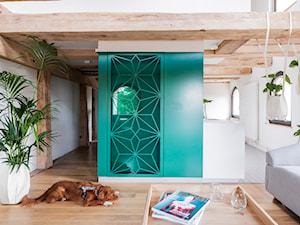 Apartamenty Monka - Projekt wnętrz apartamentów