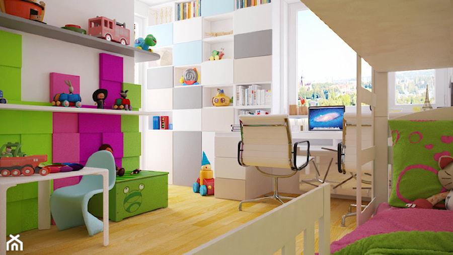 0978ab5b Pomysł na ścianę, aranżacja ściany, Fluffo panele ścienne 3D (www ...
