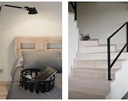 Sypialnia / klatka schodowa - zdjęcie od PRZESTRZENIE Pracownia Architektury - Homebook
