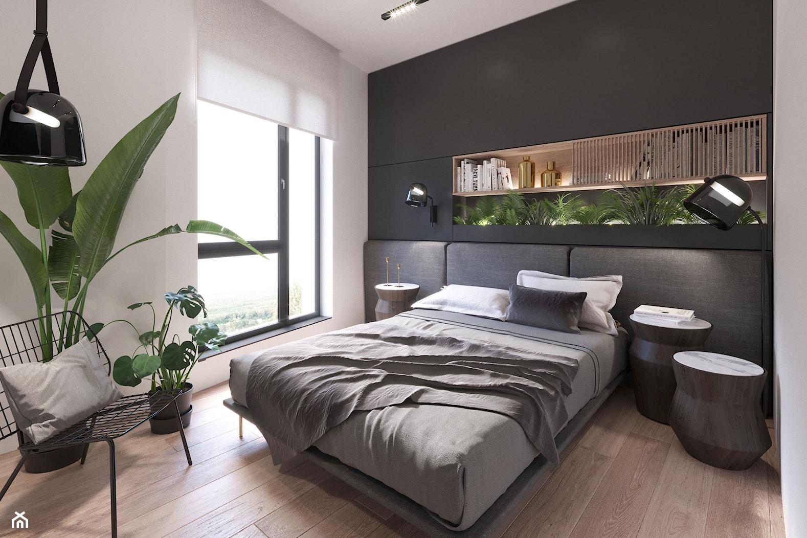 Sypialnia - zdjęcie od KANDO ARCHITECTS - Homebook