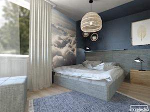 """Sypialnia """"z własnym kawałkiem nieba"""""""