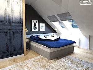 """Sypialnia w """"paryskim"""" klimacie"""