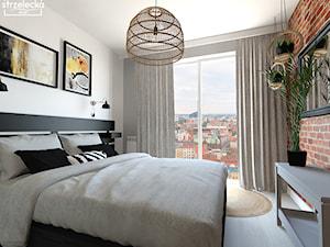 Sypialnia w mieszkaniu do wynajęcia - Wrocław -