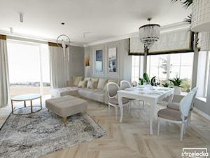 Mieszkanie w klasycznym stylu