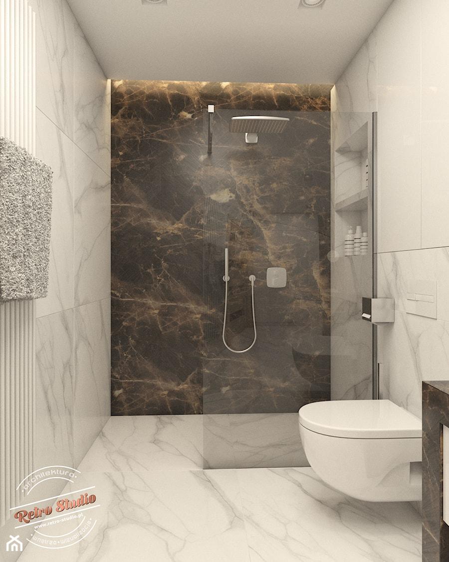 łazienka Na Parterze Zdjęcie Od Retro Studio Homebook