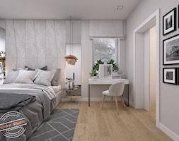 Sypialnia 16 m2 - Sypialnia, styl nowoczesny - zdjęcie od Retro Studio - Homebook