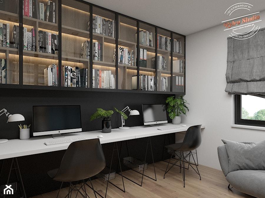 Mieszkanie 55m2 - zdjęcie od Retro Studio