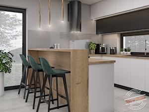 Kuchnia 14 m2 - zdjęcie od Retro Studio