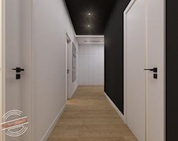 Dom jednorodzinny NP - Hol / przedpokój, styl minimalistyczny - zdjęcie od Retro Studio - Homebook