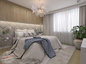 Sypialnia - dom szeregowy