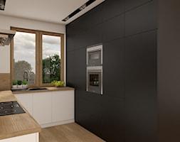 Kuchnia 8m2 - zdjęcie od Retro Studio