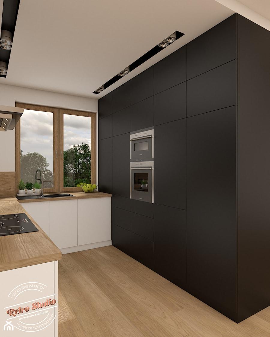 Kuchnia 8m2 Zdjęcie Od Retro Studio Homebook