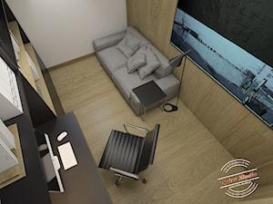 Domowe biuro - zdjęcie od Retro Studio
