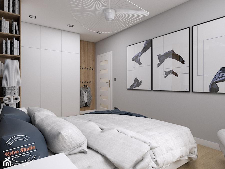 Sypialnia 154 M2 Zdjęcie Od Retro Studio Homebook
