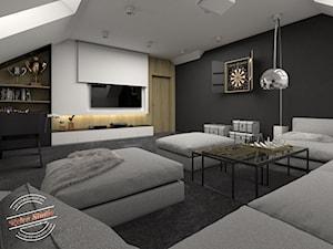 Pokój rekreacyjny - zdjęcie od Retro Studio