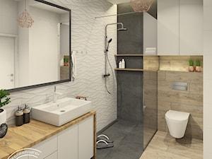 Łazienka BB - zdjęcie od Retro Studio