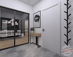 Dom jednorodzinny NP - Hol / przedpokój, styl industrialny - zdjęcie od Retro Studio - Homebook