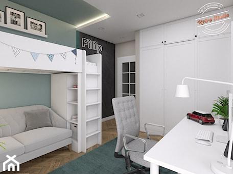 Pokój Filipa - zdjęcie od Retro Studio