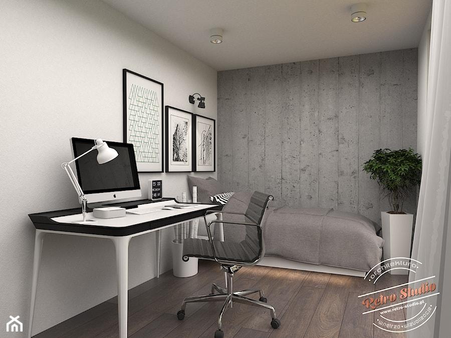 Dom jednorodzinny FR - zdjęcie od Retro Studio