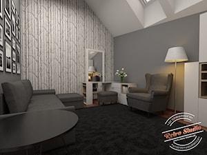 Pokoj gościnny I - zdjęcie od Retro Studio
