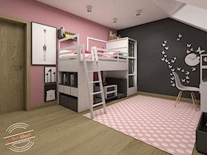 Pokój dziecięcy 20 m2 - zdjęcie od Retro Studio