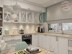 Kuchnia B - zdjęcie od Retro Studio