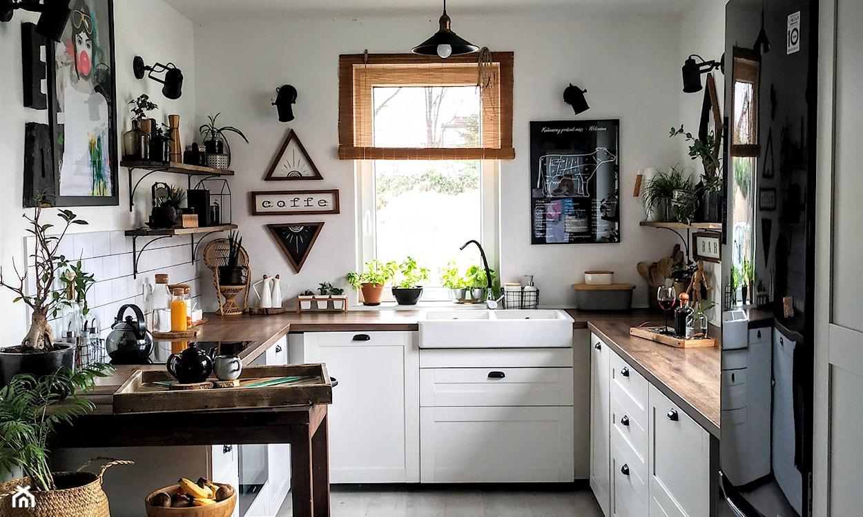 kuchnia w ksztalcie litery u ergonomia w kuchni