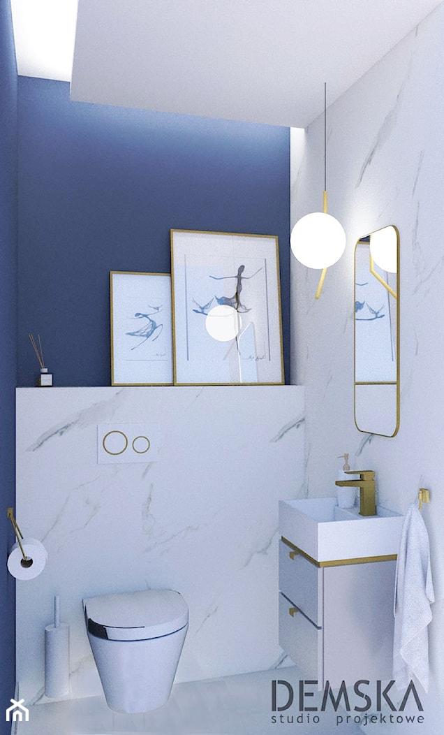 Toaleta - zdjęcie od DEMSKA. STUDIO PROJEKTOWE - Homebook