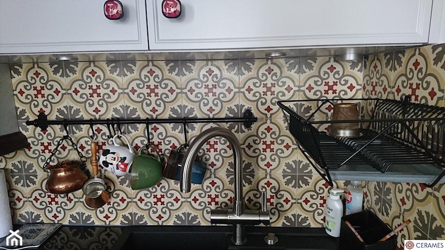 Hiszpańskie Płytki W Kuchni świetny Pomysł Mała Kuchnia