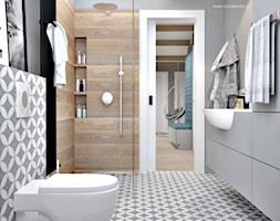 Płytki pod prysznicem - zdjęcie od Cerames