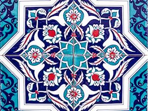 Ceramiczne płytki tureckie - aranżacje