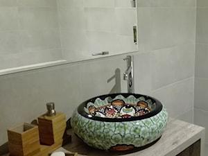 Juanetta-nablatowa umywalka meksykańska - zdjęcie od Cerames