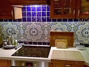 Płytki marokańskie w aranżacji kuchni