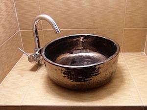 Artystyczne umywalki w różnych odsłonach